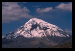 Sajama Mountain